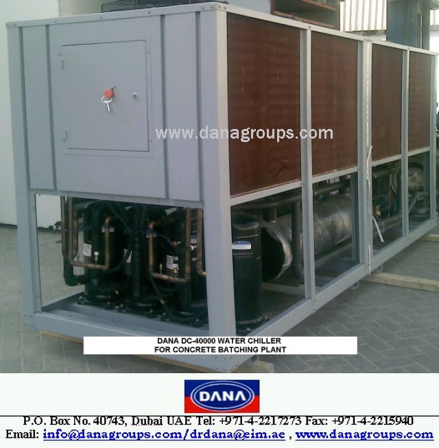 Water chillers | Dana Group:-A well established group of companies