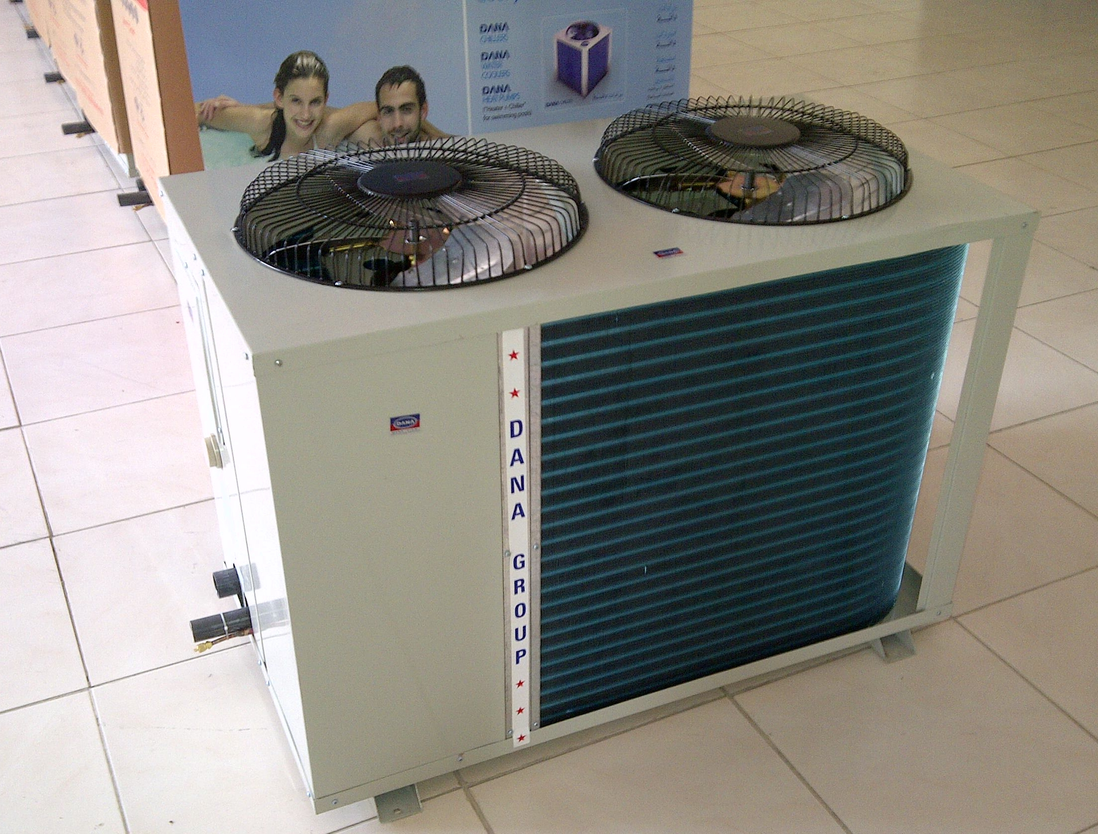 Water Chillers Dana Group A Well Established Group Of