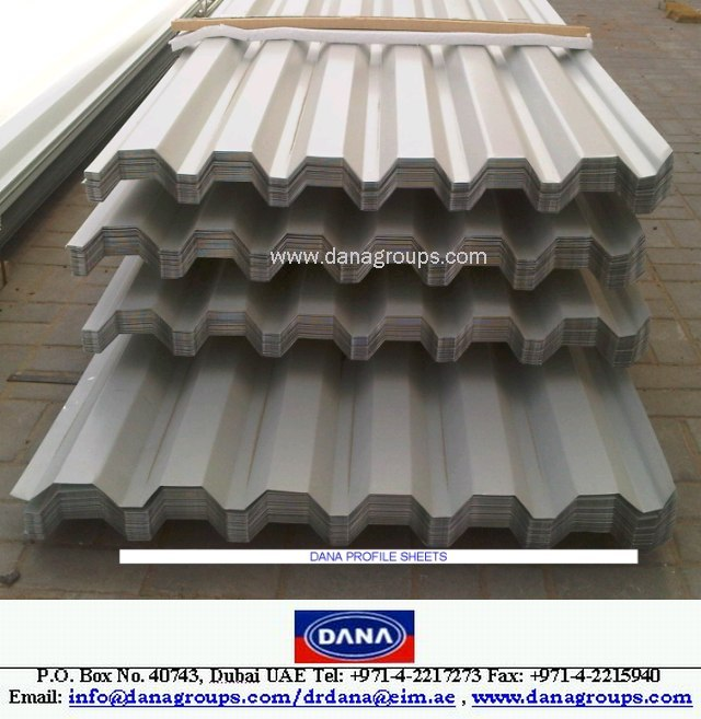 Profiles and Cladding | Dana Group:-A well established group