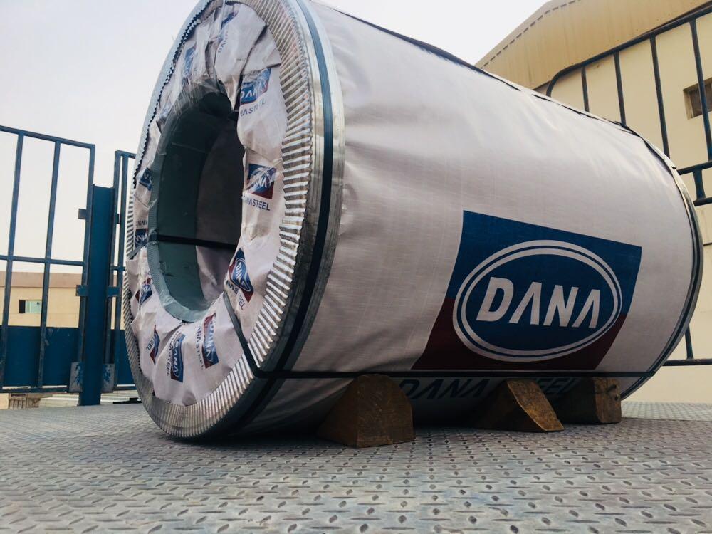Ppgi Sheets Uae | Dana Group:-A well established group of