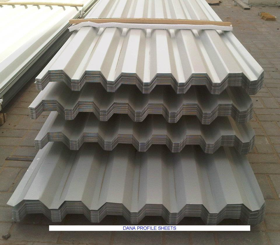 Roofing Sheet Supplier In Uae Saudi Arabia Color