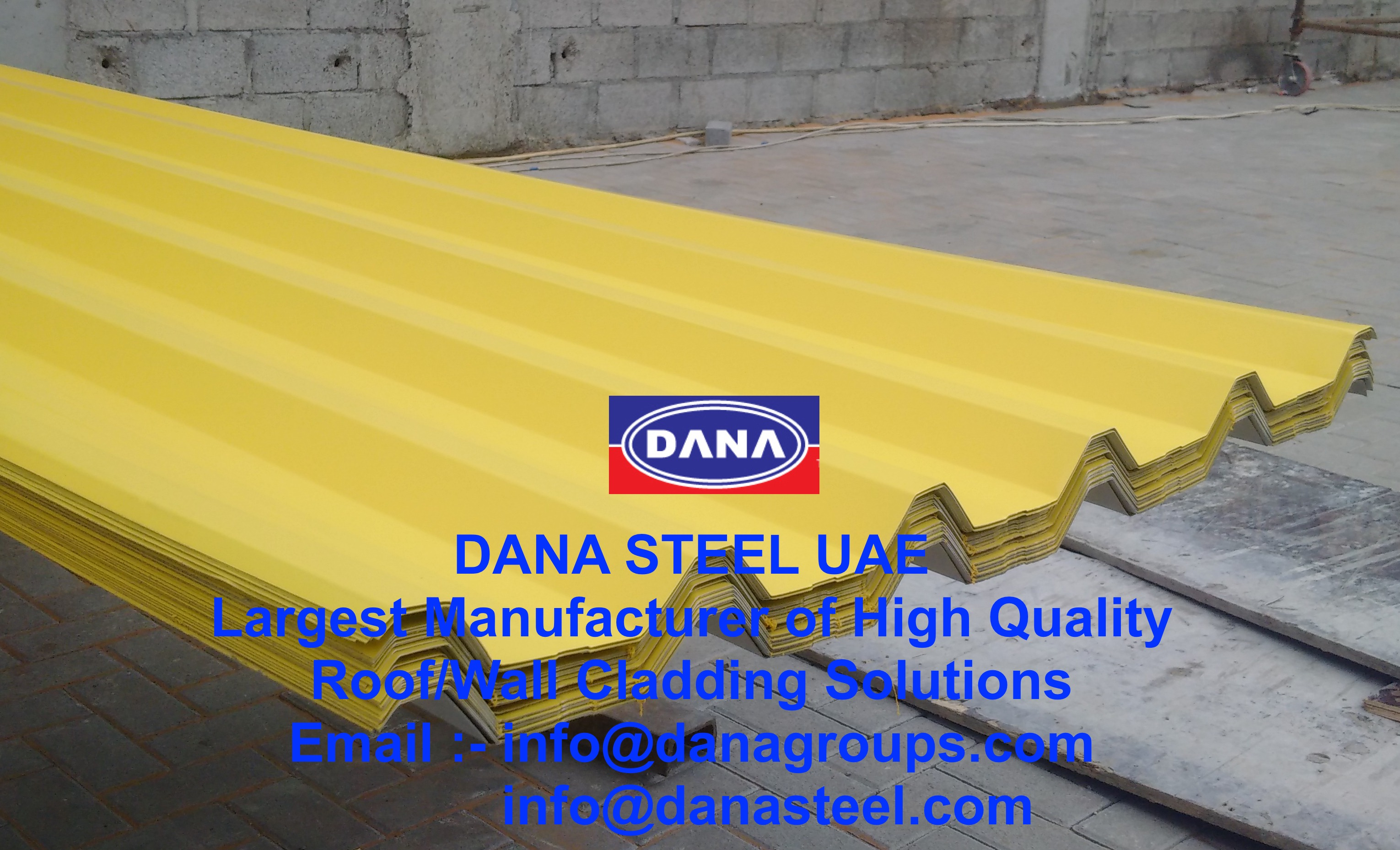 Profile Sheets | Dana Group:-A well established group of