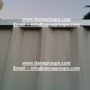 Corrugated Fencing Sheet Dana Group A Well Established