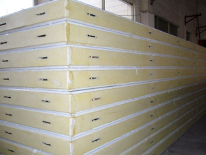 Cold room Panels -Camlock Panels , PU panels for cold room