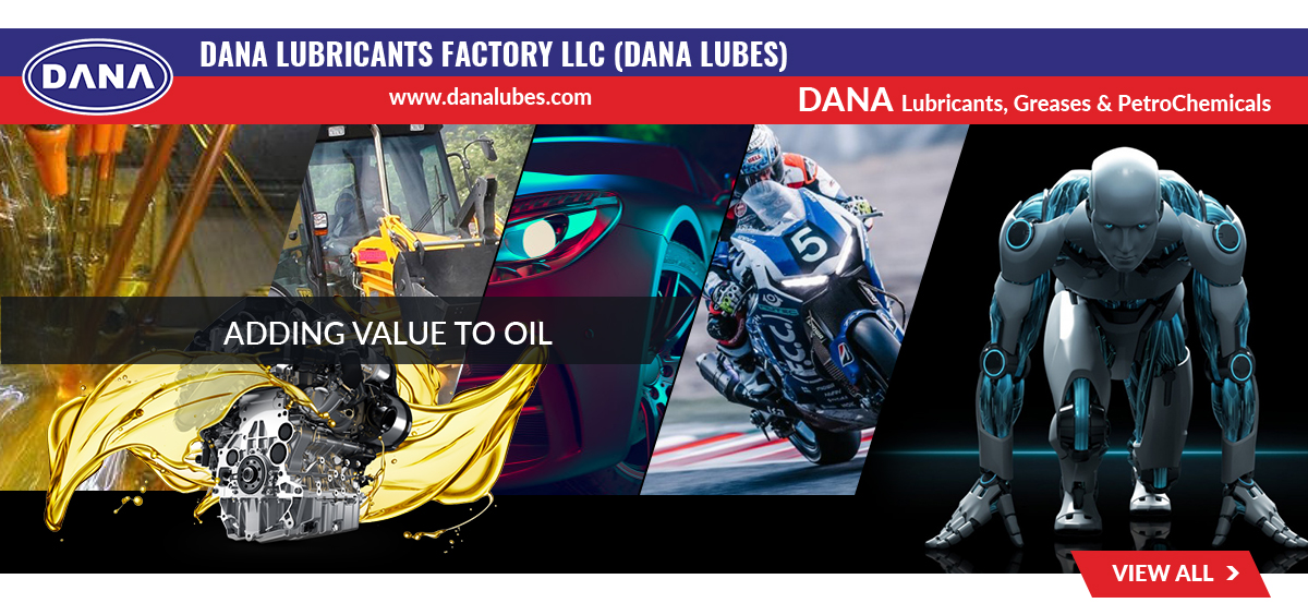 Automotive Lubricants & Motor Oil & Grease in UAE | Dana Group:-A