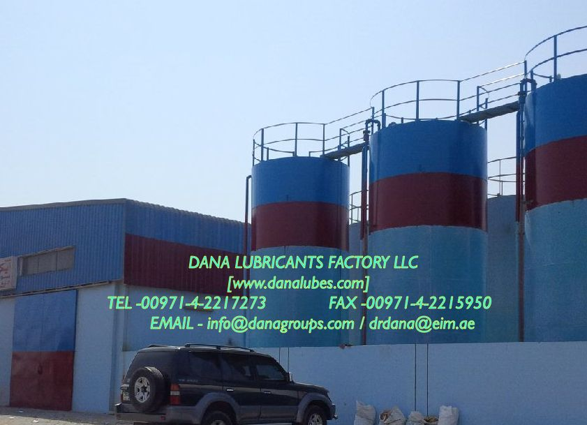 Motor Oil Supplier | Dana Group:-A well established group of