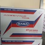 DANA 20W50 Automotive Lubricant OilUAE for Export to Afghanistan Pakistan Africa Kenya Nigeria Ghana