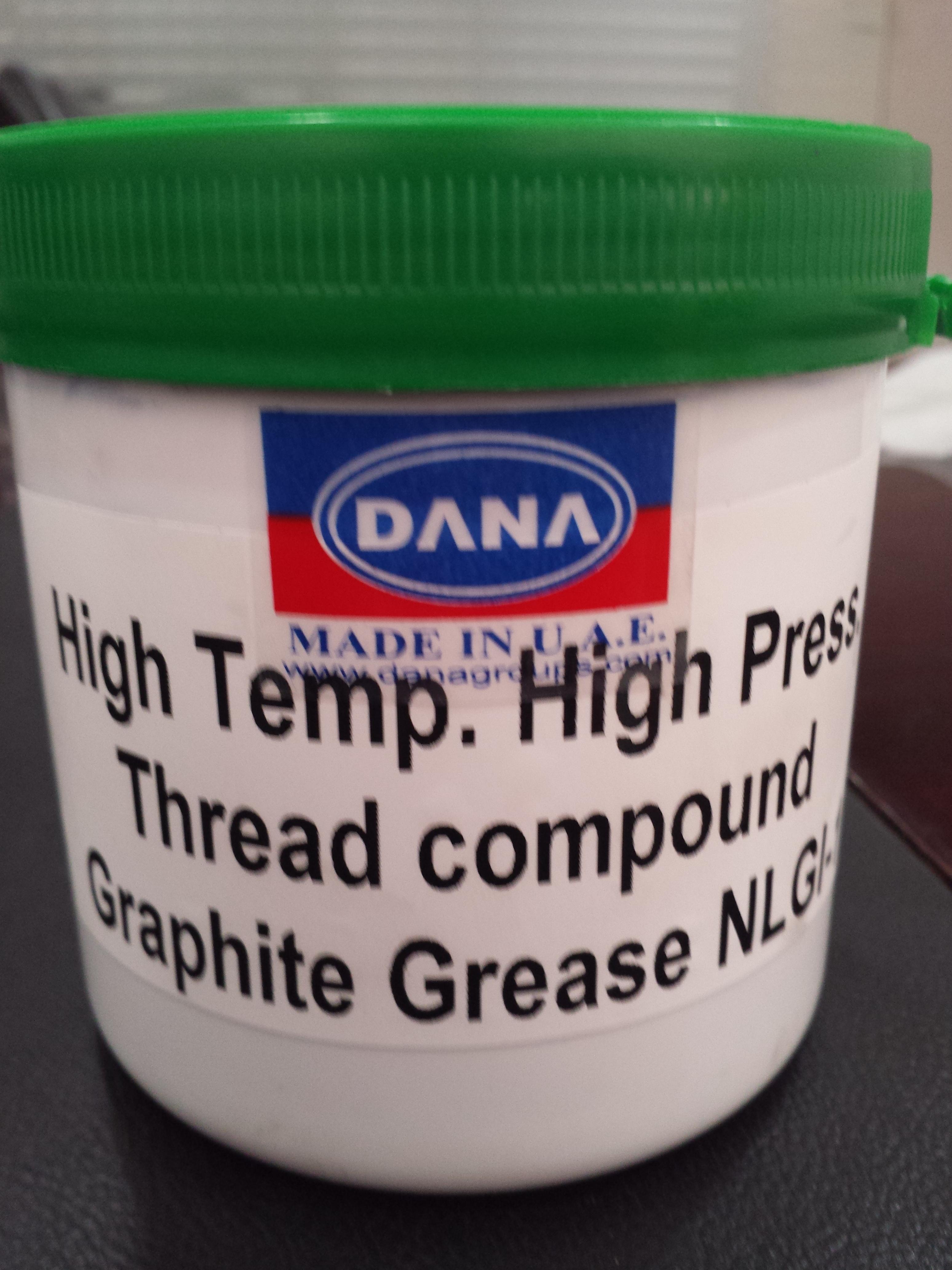 Dana Grease Manufacturer In Uae Calcium Lithium