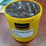 DANA Lithium Grease EP 2 UAE For export Africa America India Oman Qatar Saudi Arabia