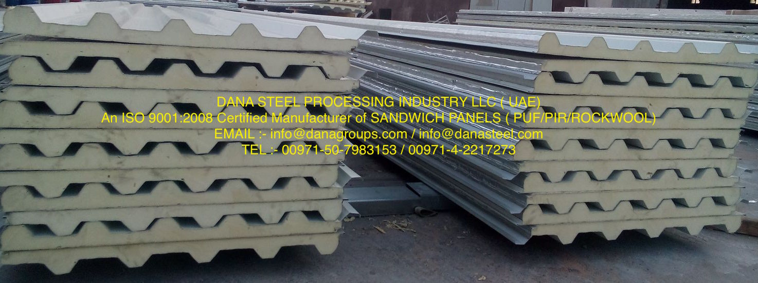 Sandwich Panels Dana Group A Well Established Group Of Companies With Interests In