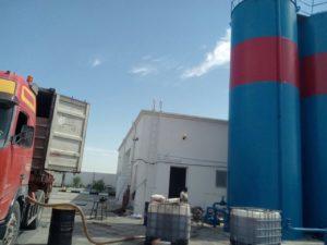 UAE flexi loading dana diesel lubricants ajman