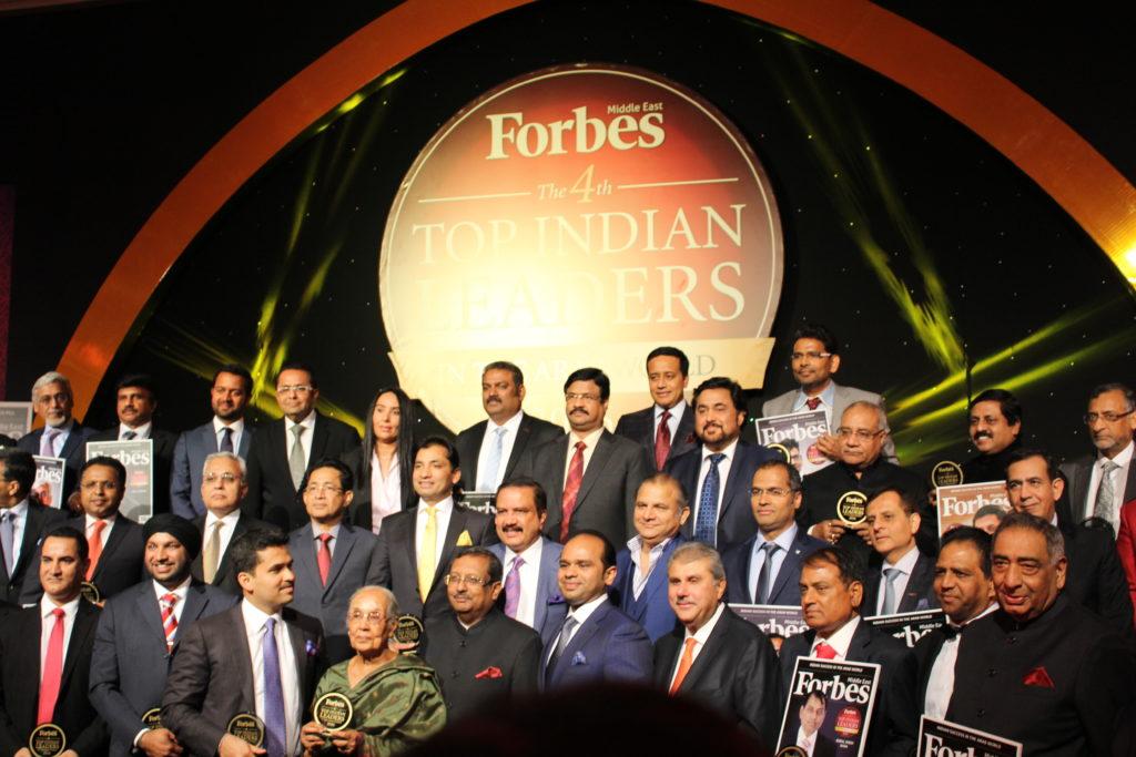 Birbal Singh DANA - UAE top 100 indian leaders