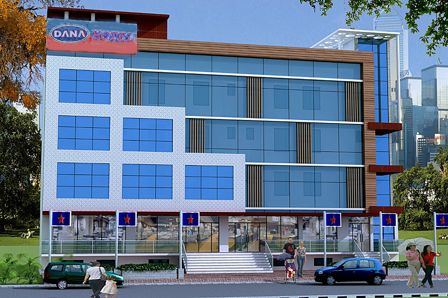 dana hotel jaipur - a project of dana group uae