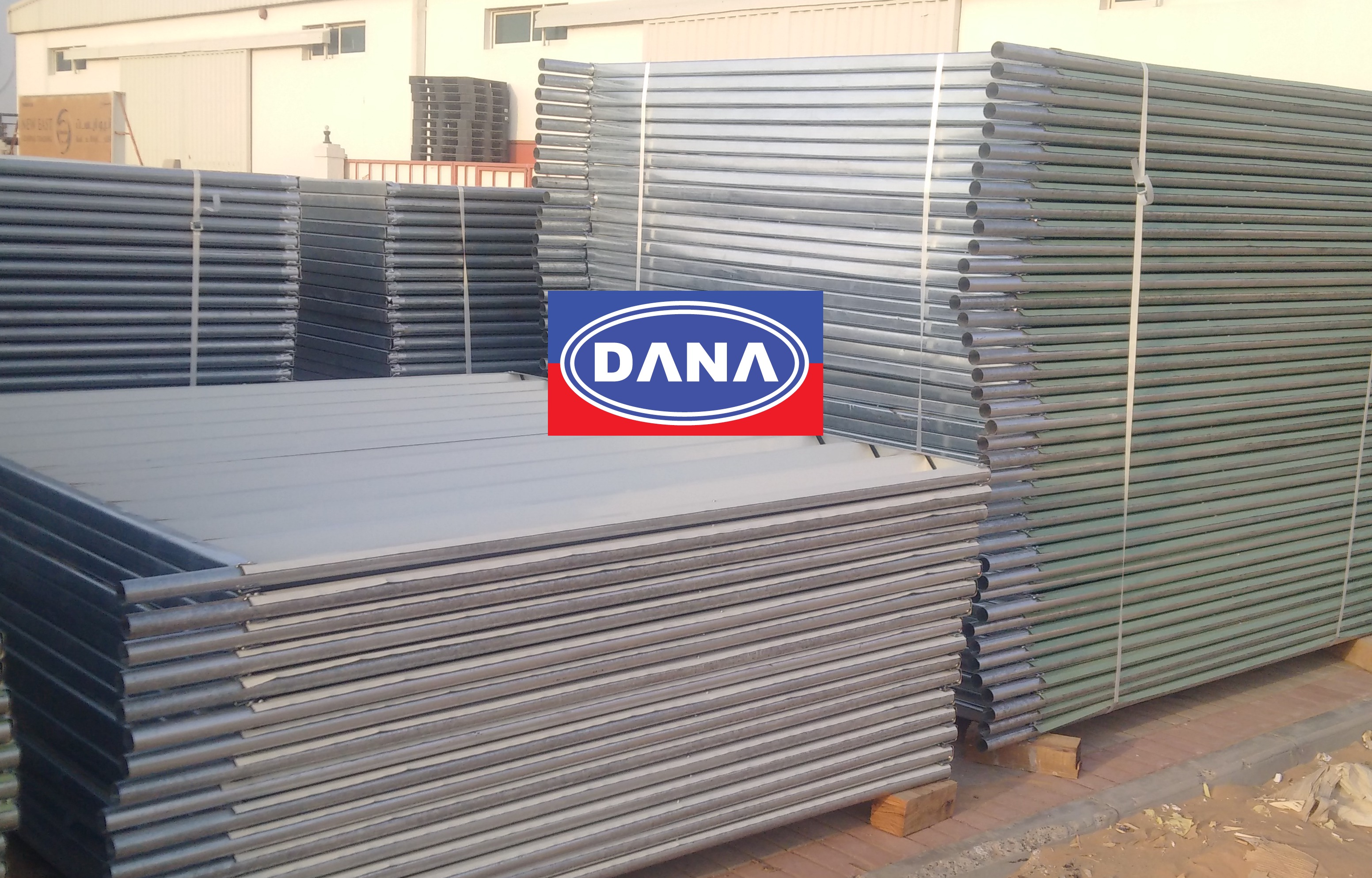 Fencing Supplier Installer Contractor Steel Corrugated