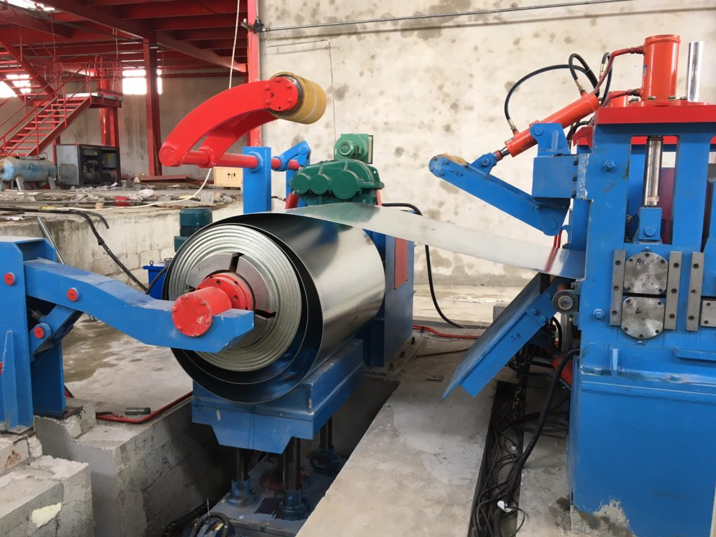 cut to length machine in uae