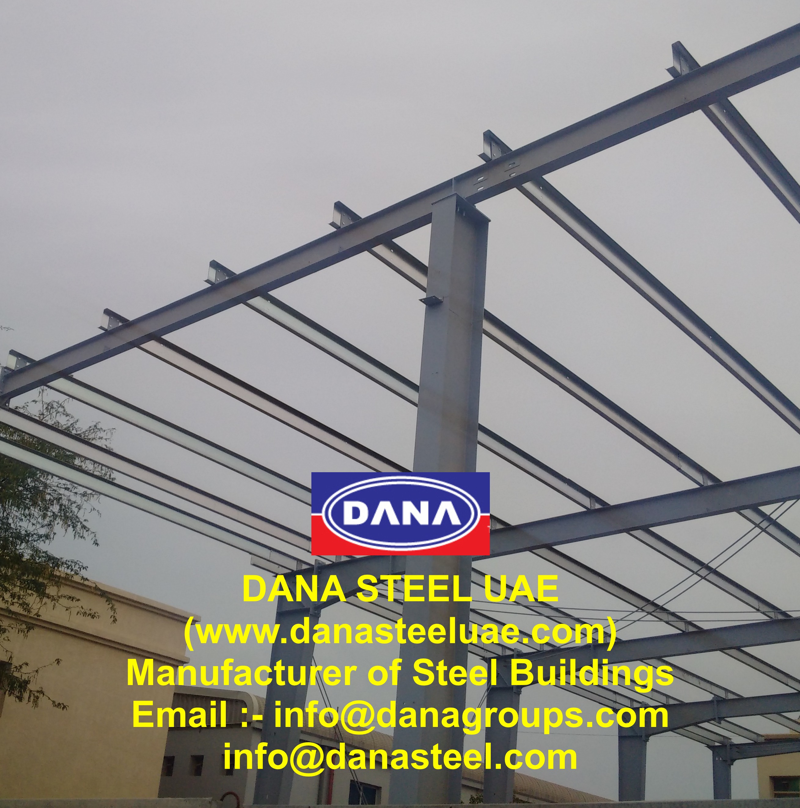 Dana Steel Uae Dana Group A Well Established Group Of
