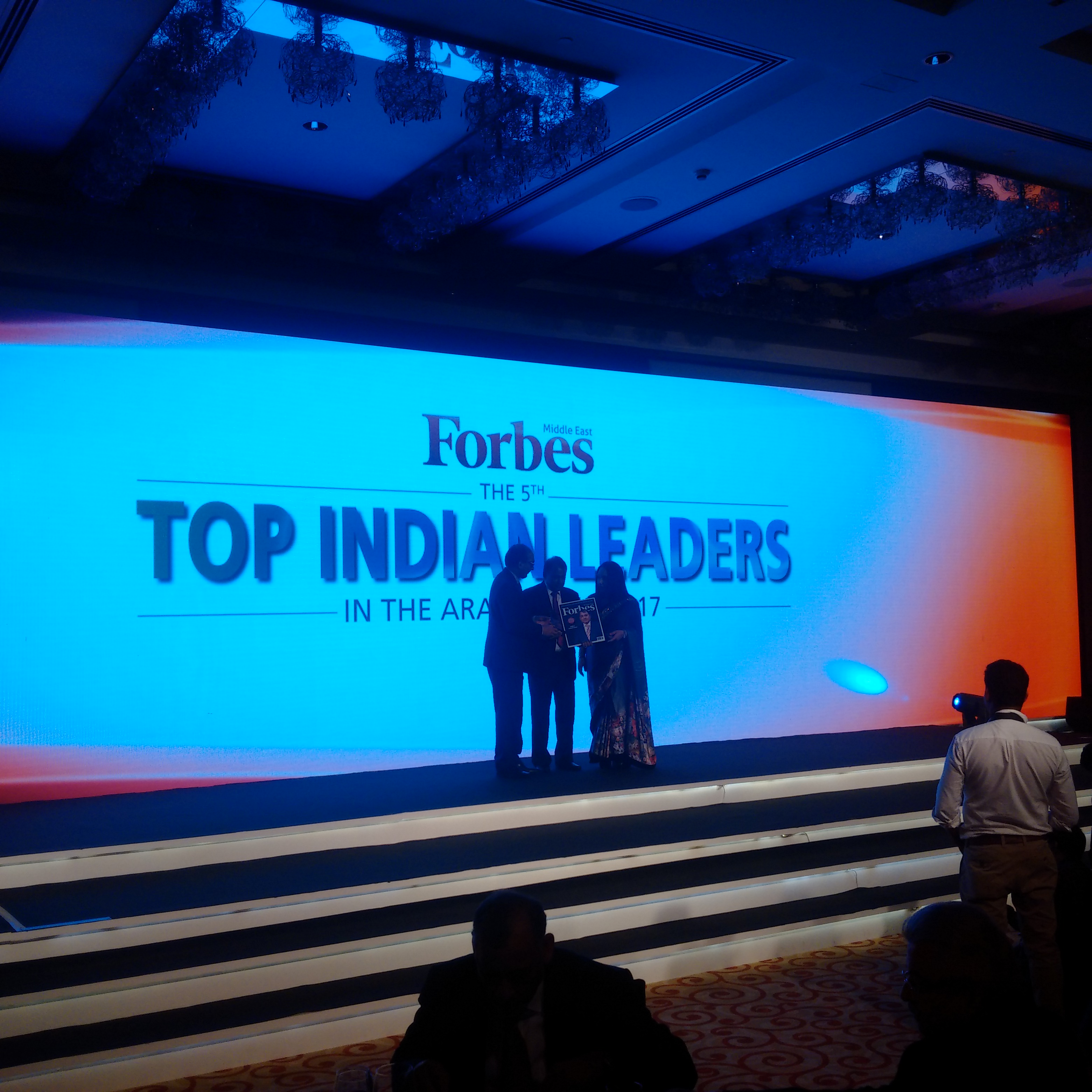 Forbes Top 2017 Indian Leaders Dana Group A Well