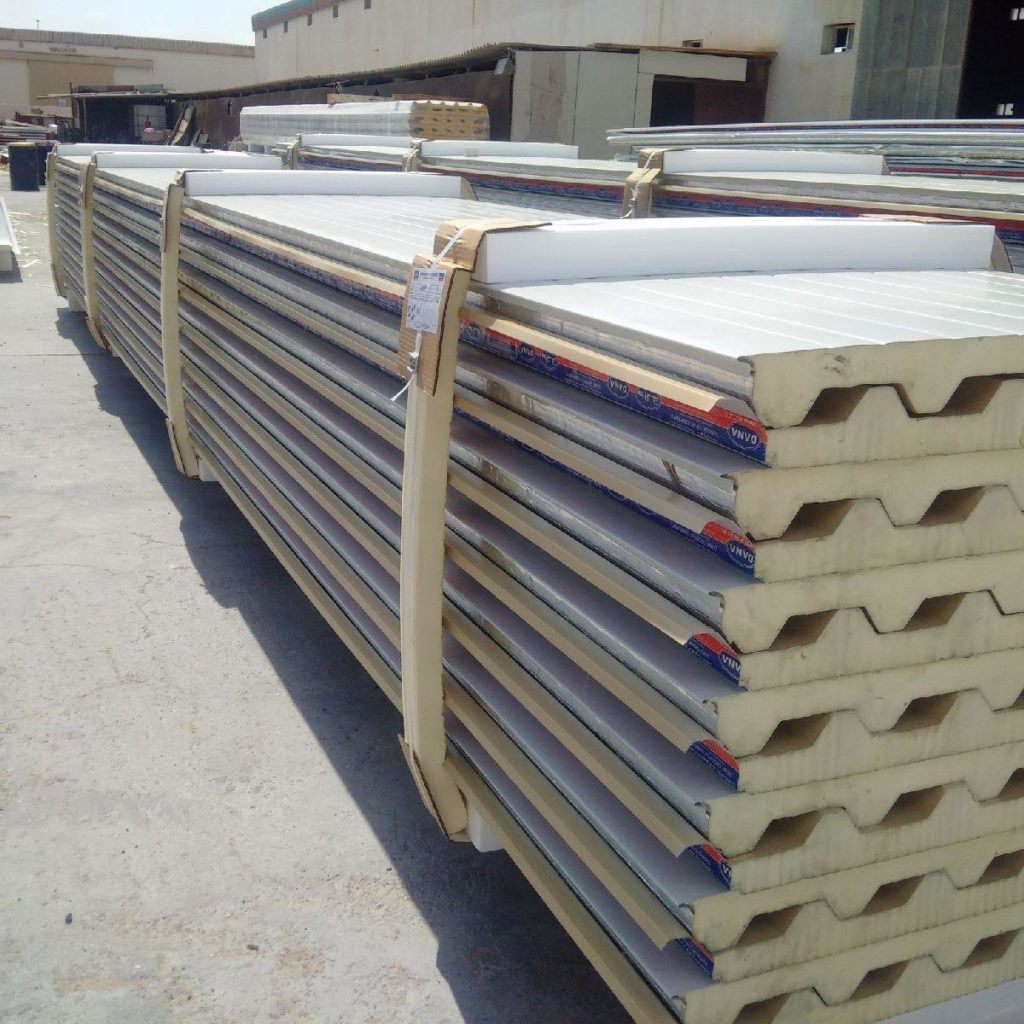 Pu Foam Sandwich Panel Sandwich Panel Manufacturer In U