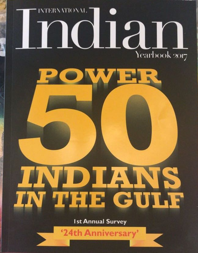 international_indian - POWERFUL INDIANS YEAR BOOK OF THE YEAR 2017