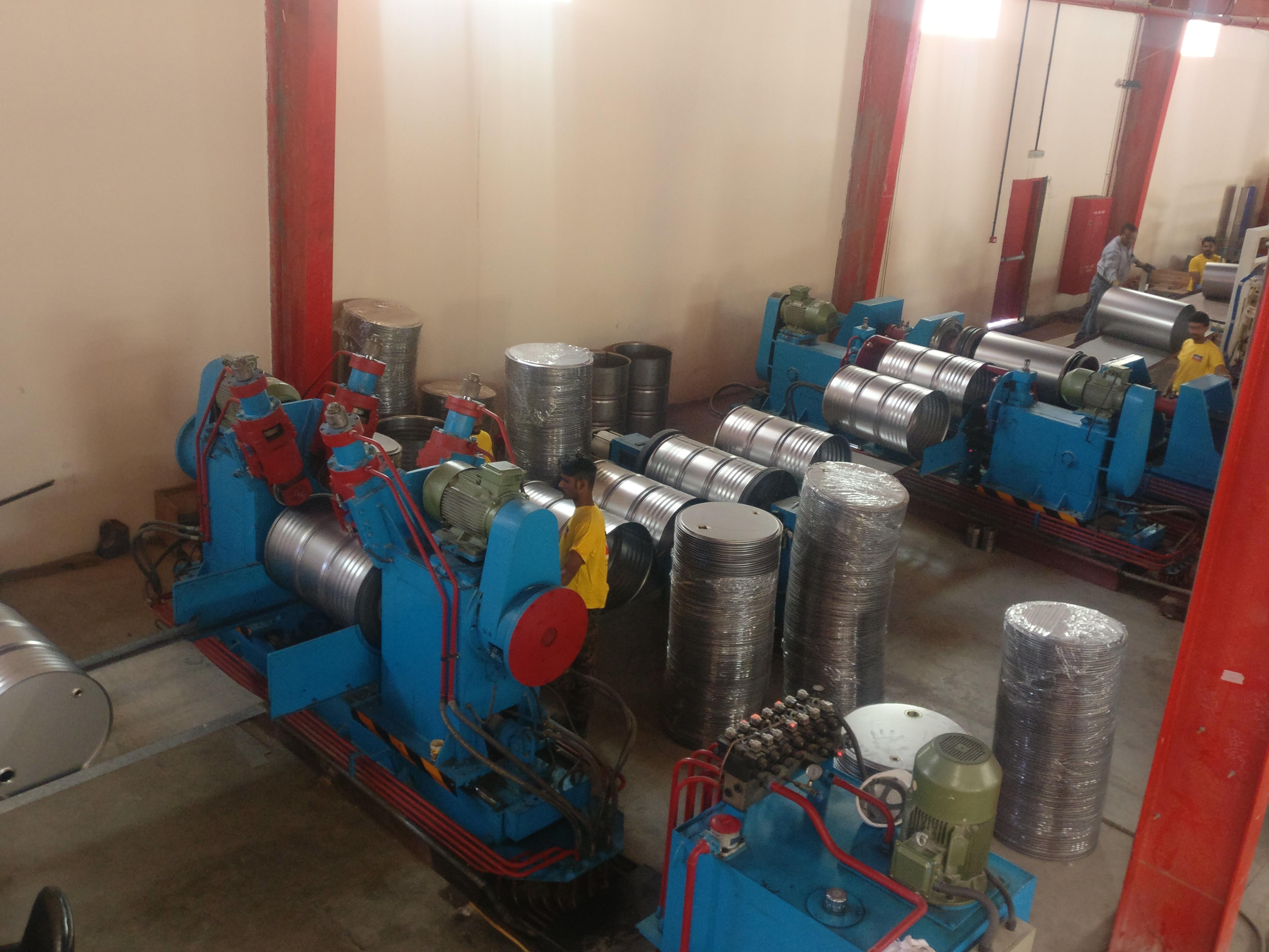 Steel Barrels Drums Manufacturer Supplier in Dubai Uae