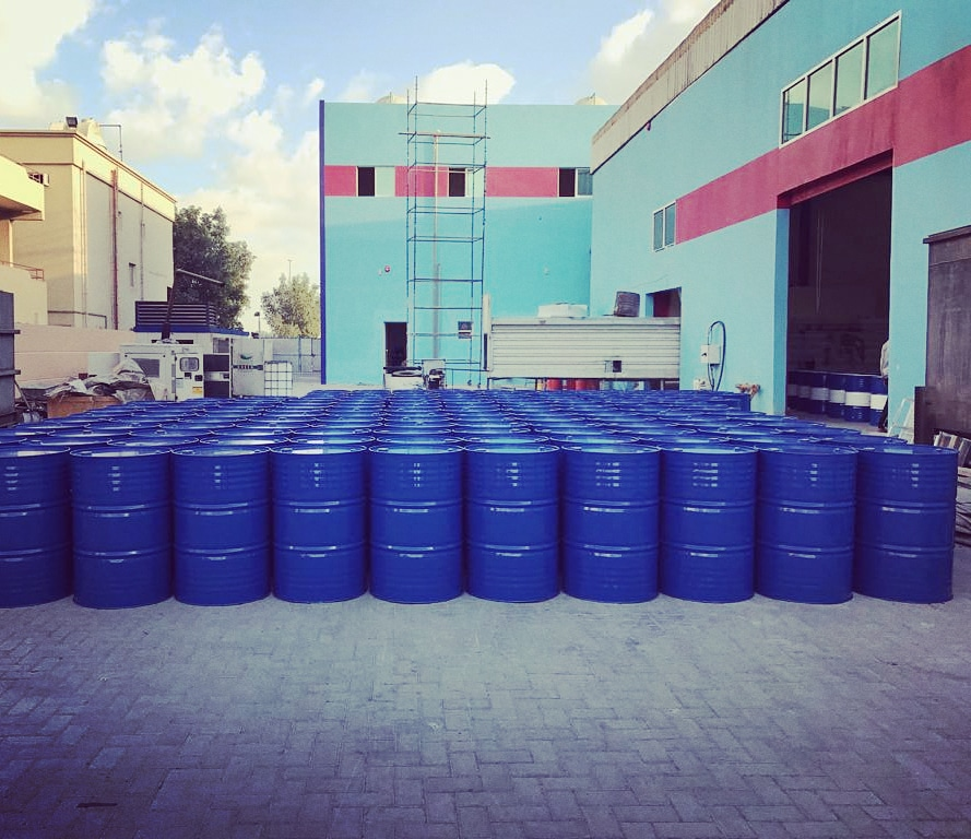 Steel Barrels Drums Manufacturer Supplier In Dubai Uae