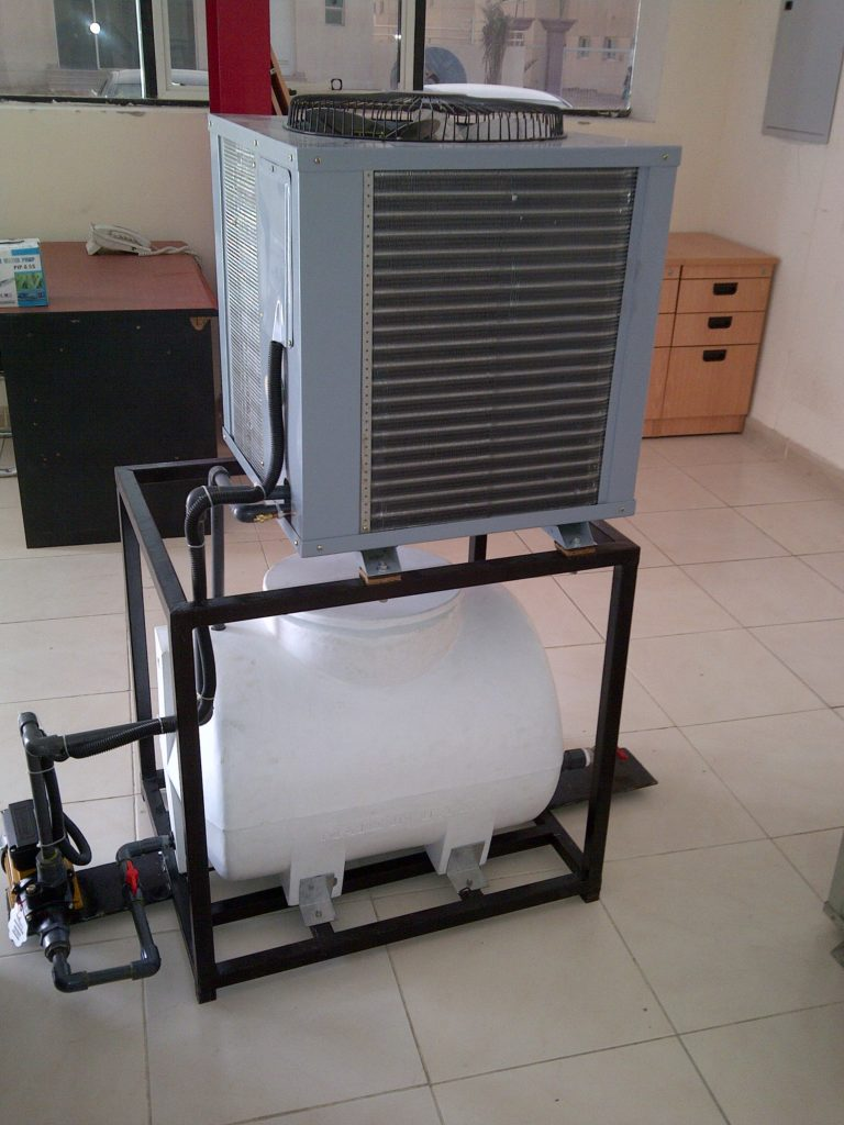 Uae Water Chiller Manufacturer Dana Group A Well