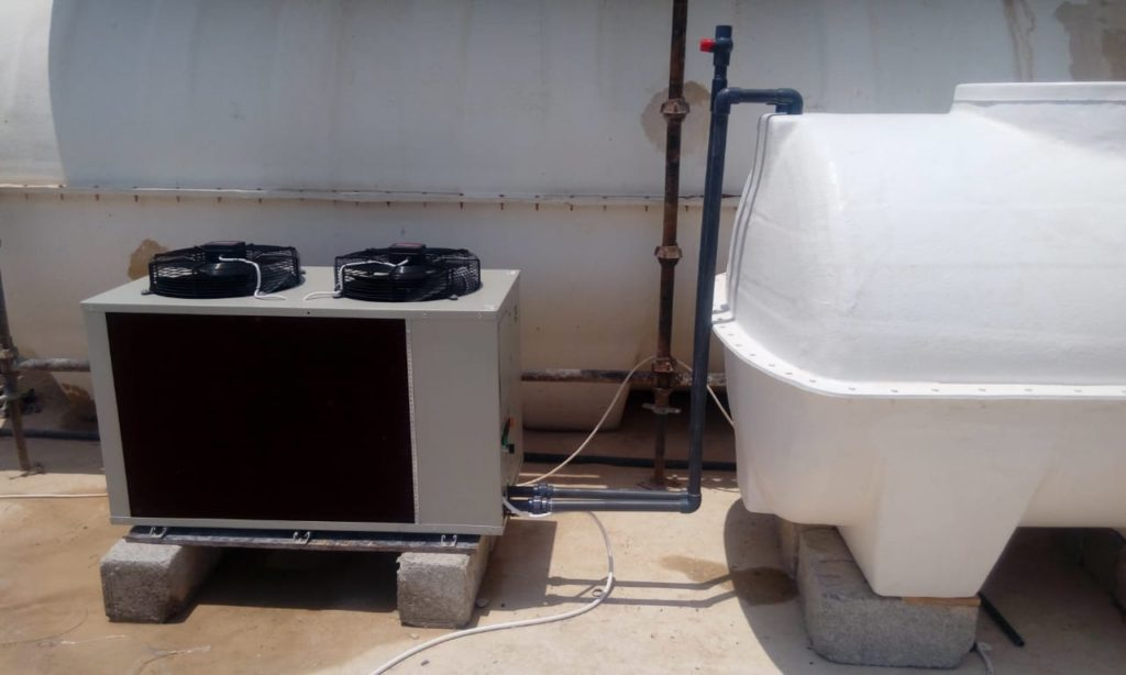 Water Chiller   Dana Group:-A well established group of