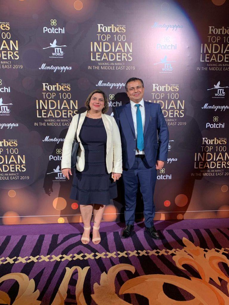 Dr Ankur Dana - Dr Ruchi Dana - DANA Group UAE