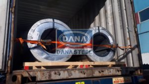 gi galvanized steel coils export supplier