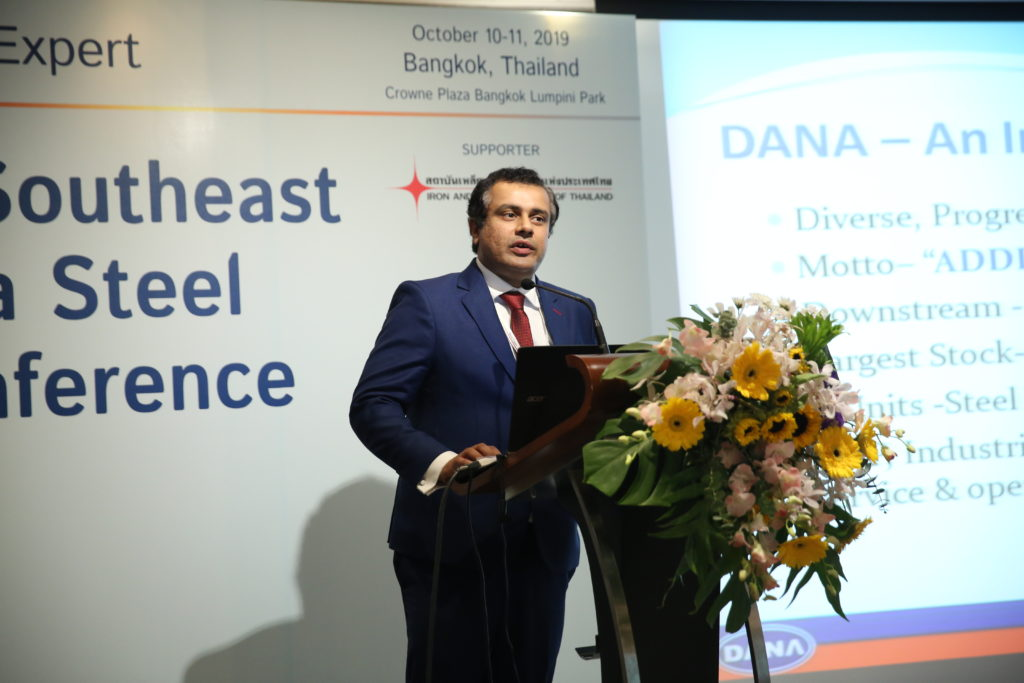 Dr Ankur Dana - CEO Dana Group Dubai