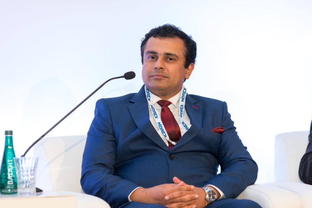 Dr Ankur DANA CEo DANA Group - Steel Manufacturer uae