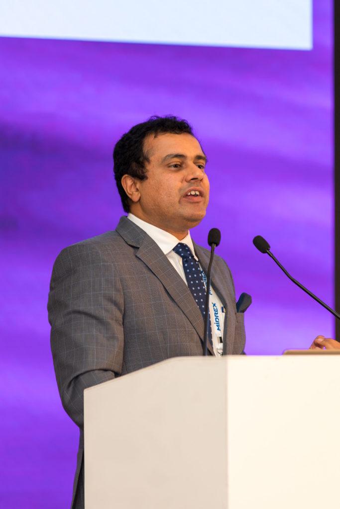 Dr Ankur Dana Steel Coils Manufacturer DANA STEEL CEO