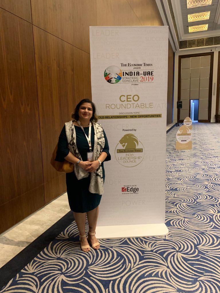 Dr Ruchi Dana - CEO Round table