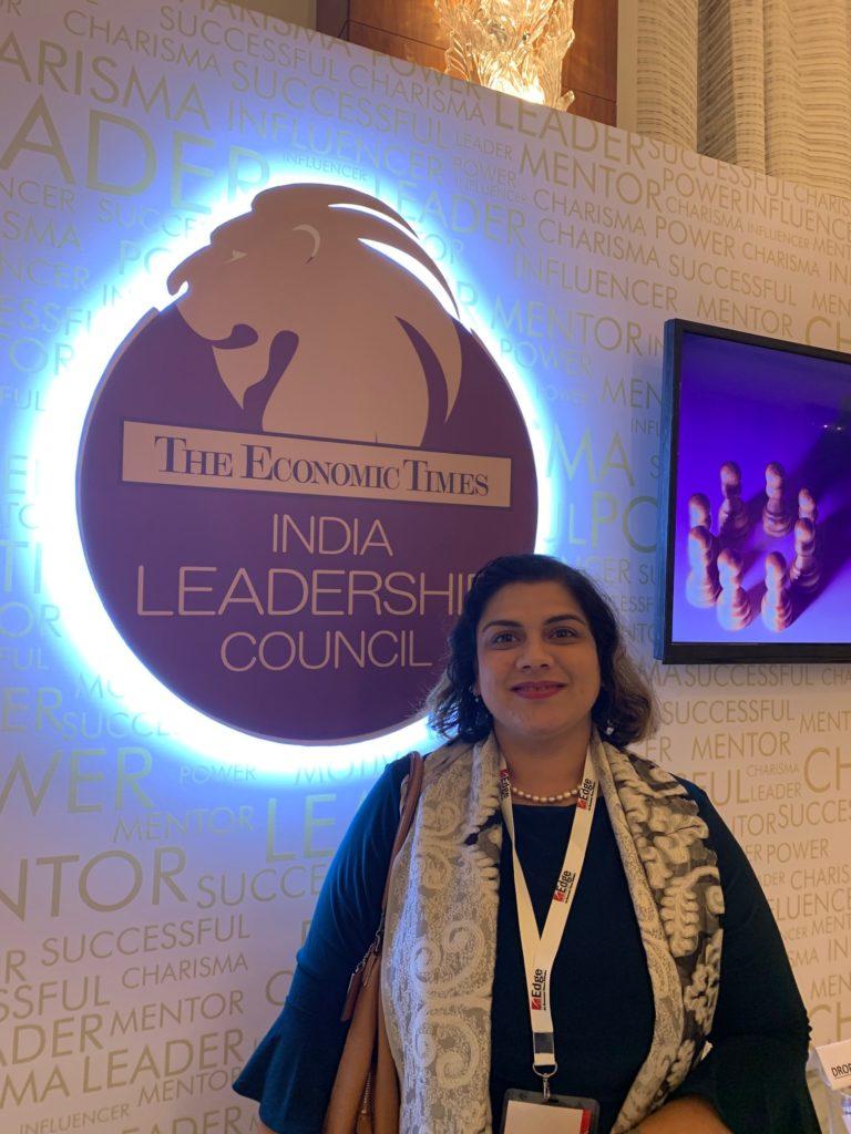 Dr Ruchi Dana_Leadership_council_uae_india