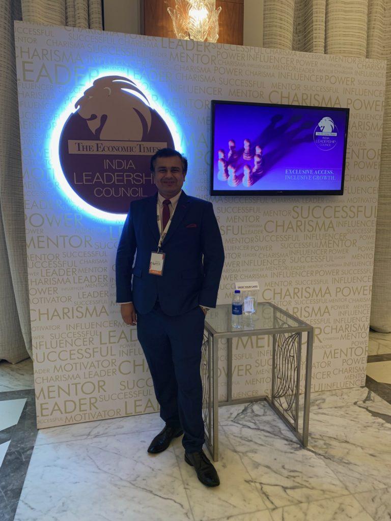 Dr Ankur Dana _ THE Economic Times - LEADERSHIP COUNCIL