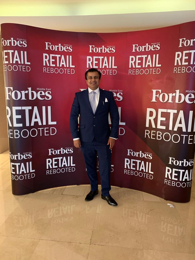 Dr Ankur Dana - CEO Dana Group - Retail Rebooted Forbes 2019