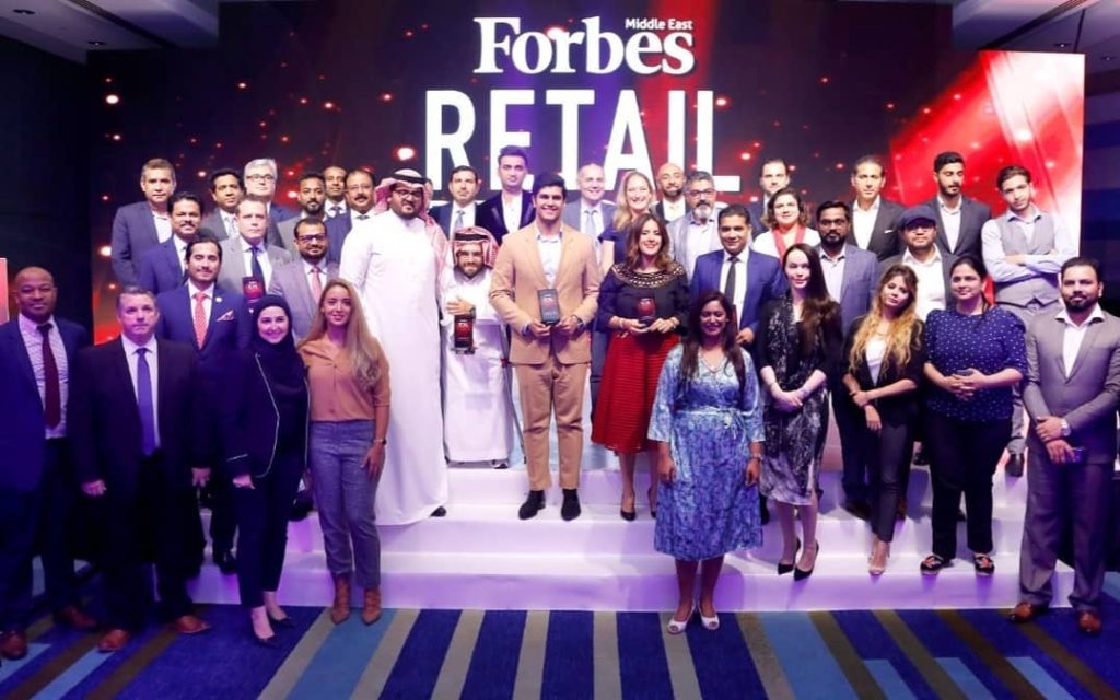 DANA GRoup - Forbes RETAIL REBOOTED 2019