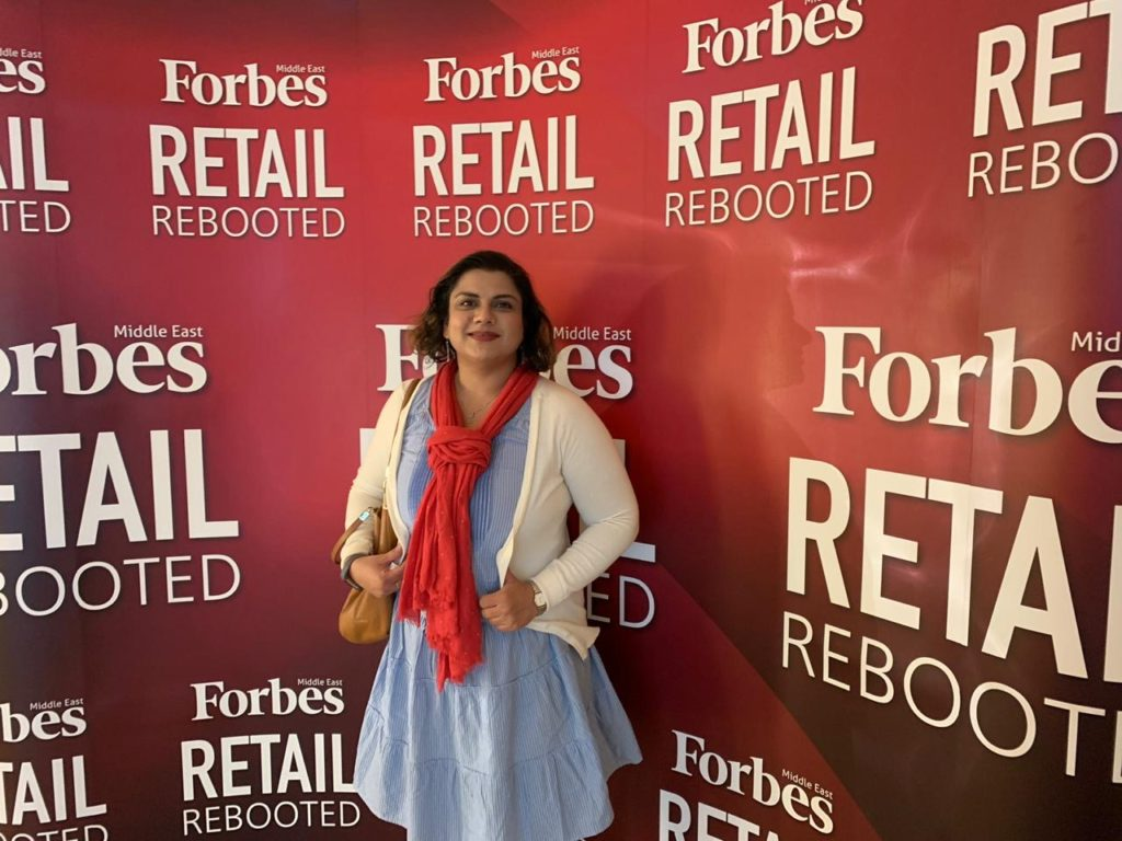 Dr Ruchi Dana Forbes Retail Rebooted UAE 2019