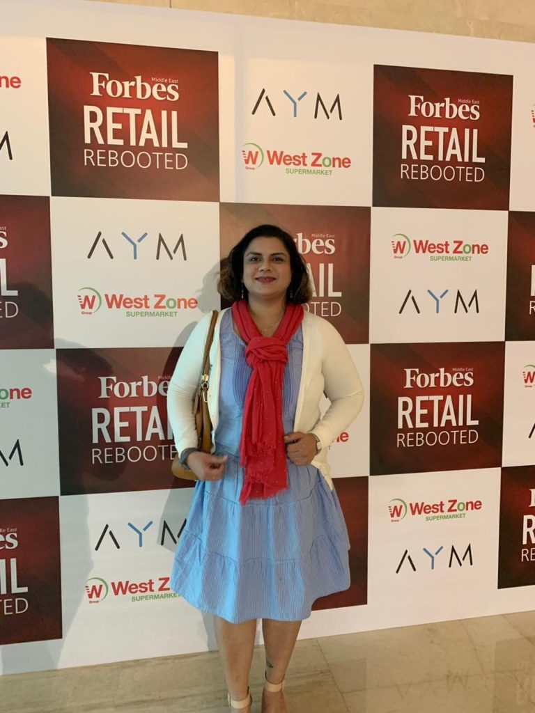 Dr Ruchi Dana Retail Rebooted UAE- Forbes